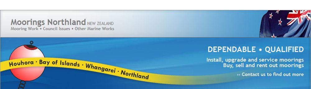 Moorings Northland